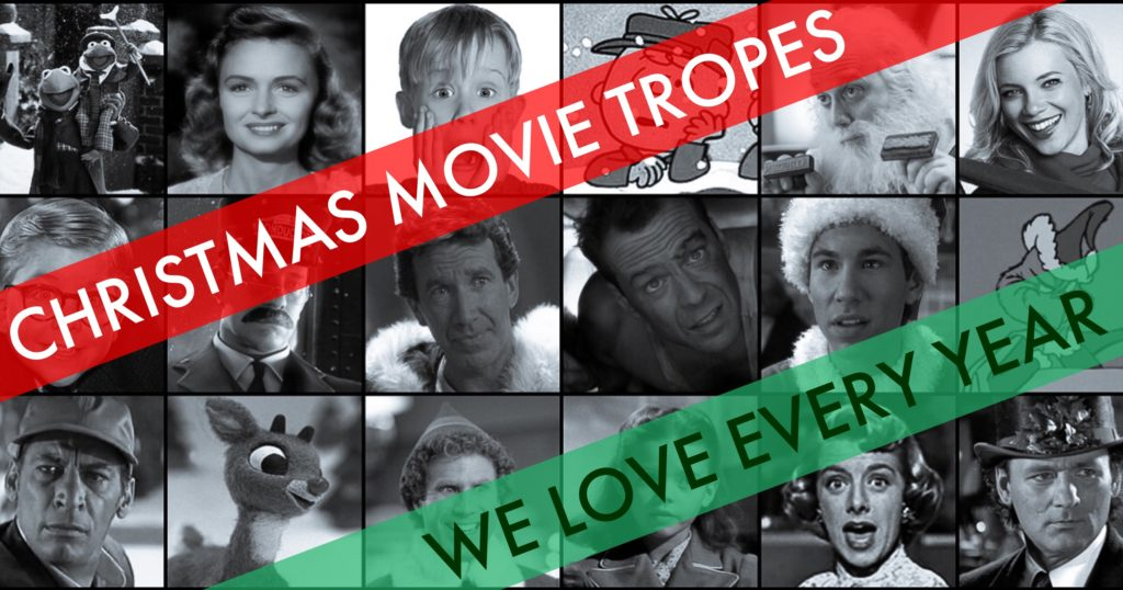 Christmas Movie Tropes: Cliché Screenwriting We Love Year After Year