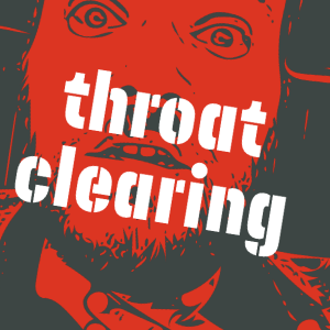 Throat Clearing in Writing