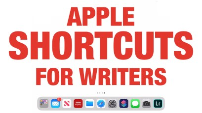 5 Free Apple Shortcuts for Writers and Other Word People