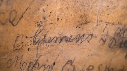 Mark Twain Cave Signature: Searching for Sam Clemens's Long-Lost Wall Etching and Finding America